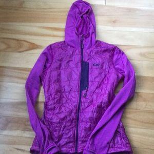 Outdoor Research lightweight running jacket